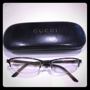 Gucci Eyeglasses (with case)